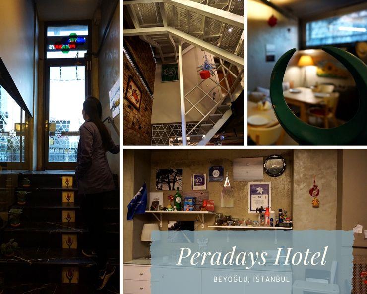 peradays hotel lobby facilities istanbul turkey