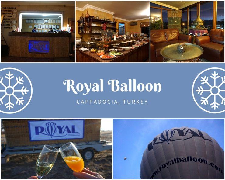 royal balloon cappadocia hot air balloon ride