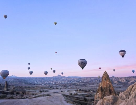 royal balloon hot air balloon cappadocia winter