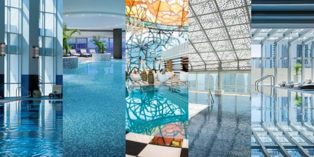 Best indoor swimming pools in Doha for when it\'s too hot ...