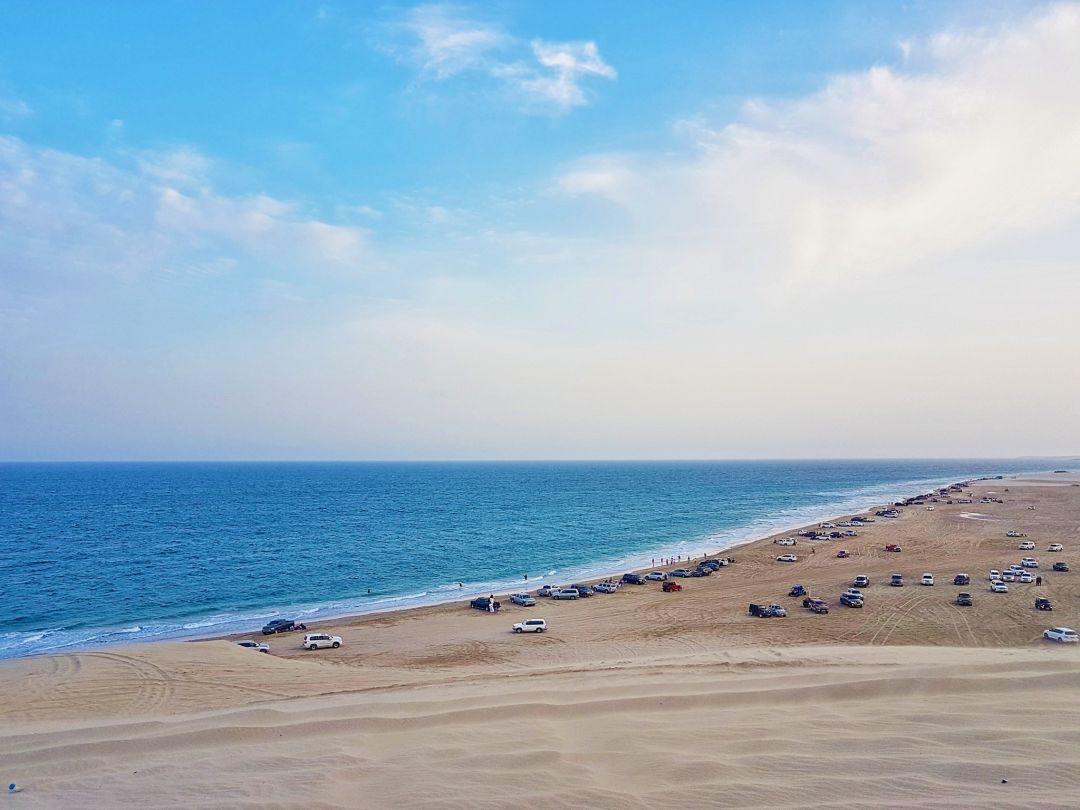 Sealine Beach (Mesaieed) day trip